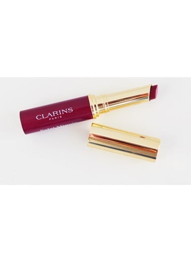 Clarins Instant Light Lip Stick No.08 Lip Stick Mürdüm